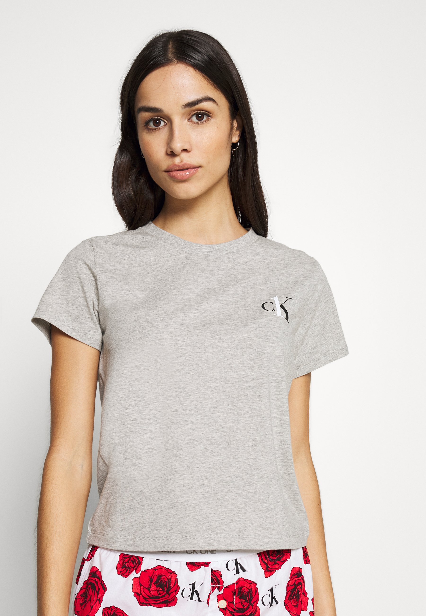 Damen ONE LOUNGE CREW NECK - Nachtwäsche Shirt