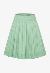 Spieth & Wensky - RUMENA - A-line skirt - grã¼n - 3