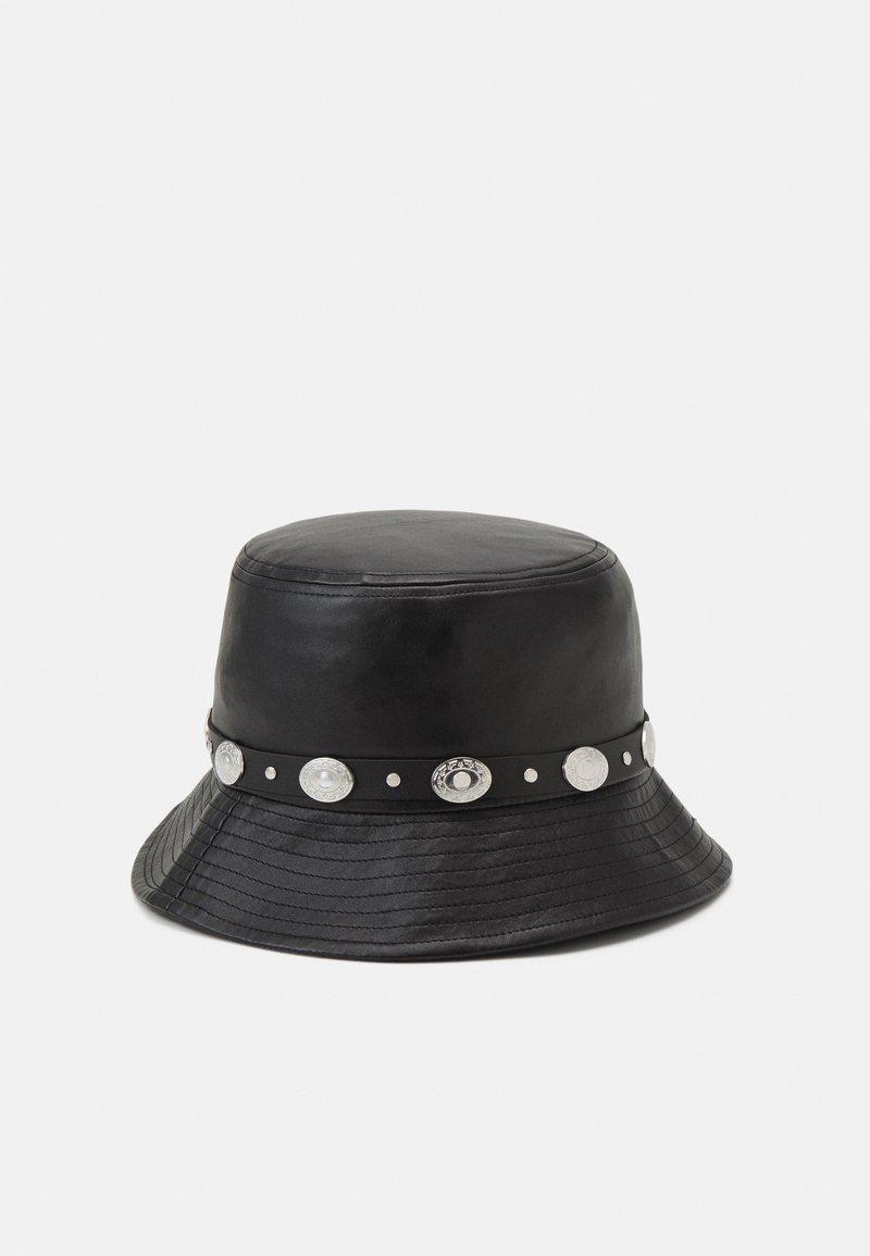 Uncommon Souls - BUCKET HAT UNISEX - Hat - black