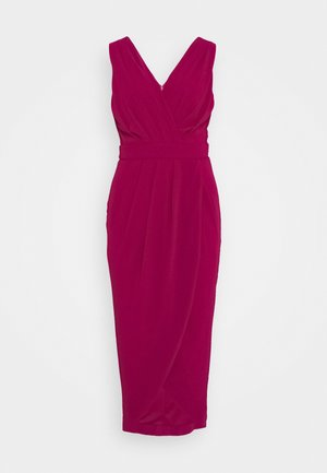 NARIVA - Cocktail dress / Party dress - mulberry