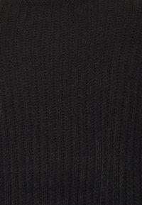 Vero Moda - VMFURN LS BALLOON O-NECK  - Jumper - black - 2