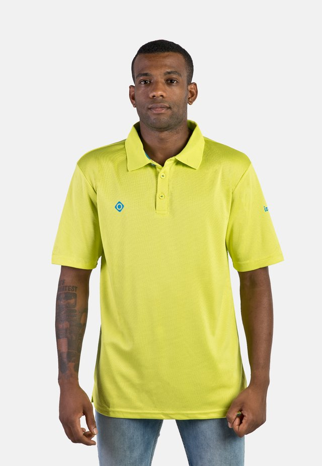 Polo - lemon/royal