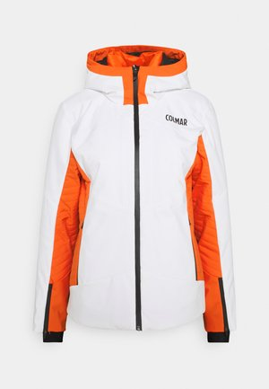 LADIES SKI JACKET - Kurtka narciarska - white lobster