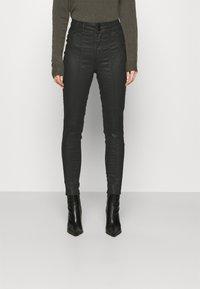 Guess - CORSET BIKER - Jeans Skinny Fit - harrogate - 0