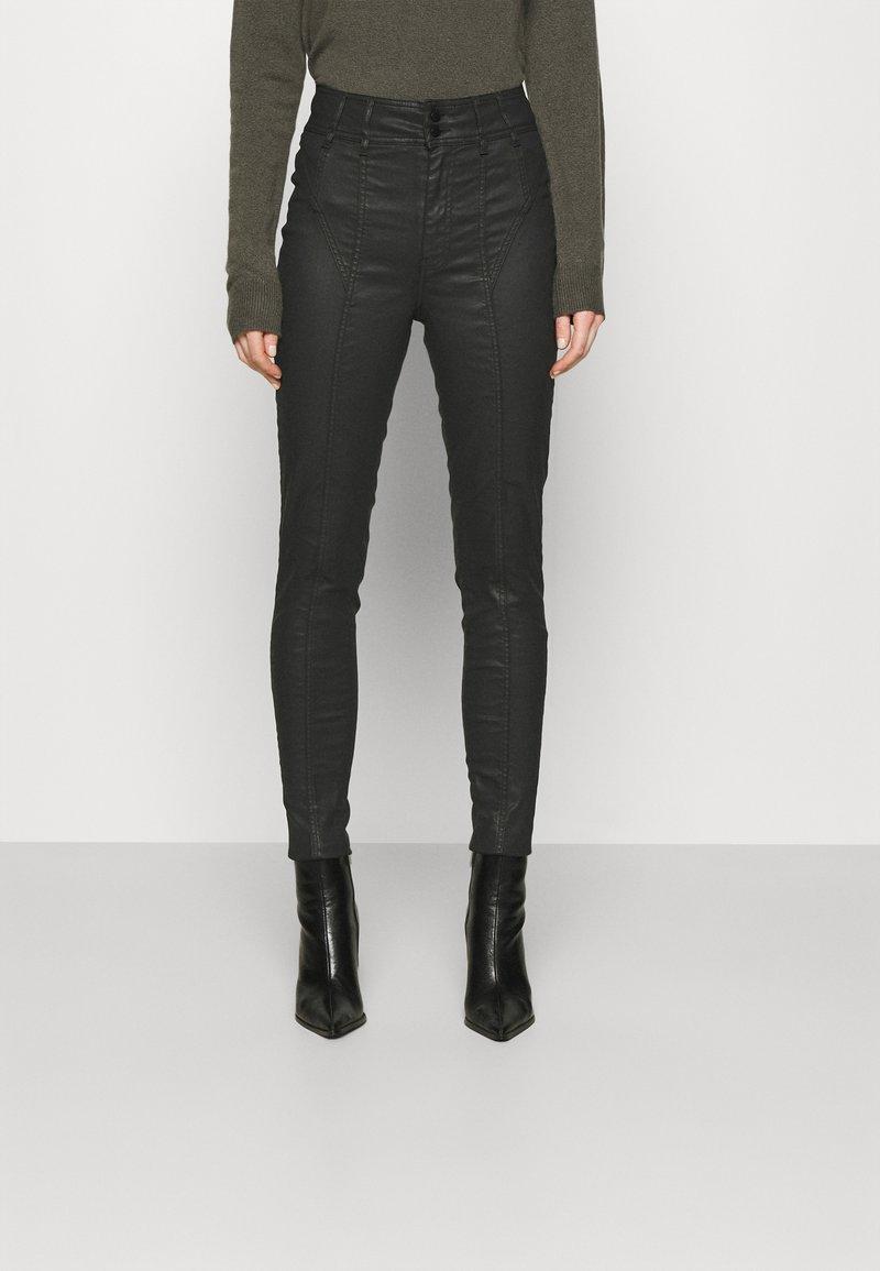 Guess - CORSET BIKER - Jeans Skinny Fit - harrogate