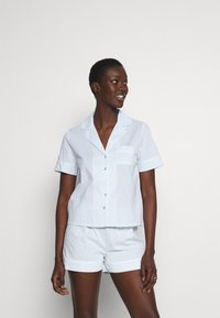 Anna Field - Pyjama set - blue/white - 0