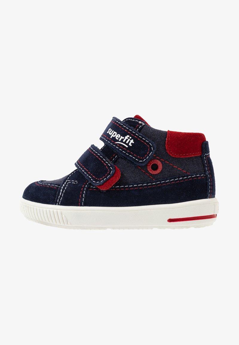 Superfit - MOPPY - Baby shoes - blau