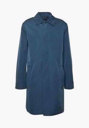 COMPACT NYLON COAT - Classic coat - blue