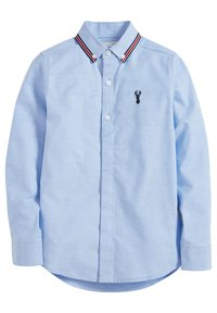 Next - BLUE LONG SLEEVE OXFORD SHIRT WITH TAPED COLLAR (3-16YRS) - Overhemd - blue - 0