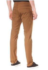 Carhartt WIP - Straight leg jeans - brown - 1