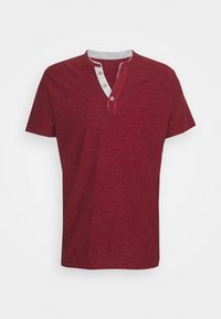 TOM TAILOR - Print T-shirt - power red - 5