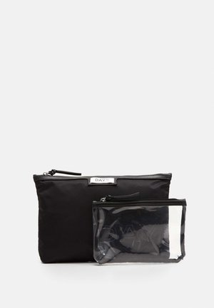 GWENETH SMALL 2 PACK - Wash bag - black