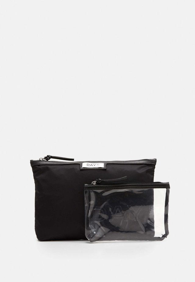 GWENETH SMALL 2 PACK - Toalettmappe - black