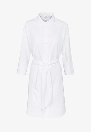 JDYHALL DRESS - Shirt dress - white