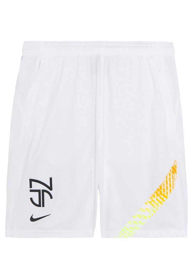 NEYMAR DRY SHORT - kurze Sporthose - white/black