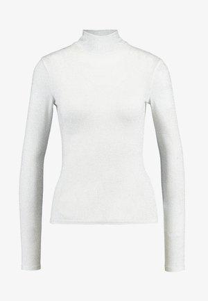 ZALANDO X NA-KD - Top sdlouhým rukávem - white