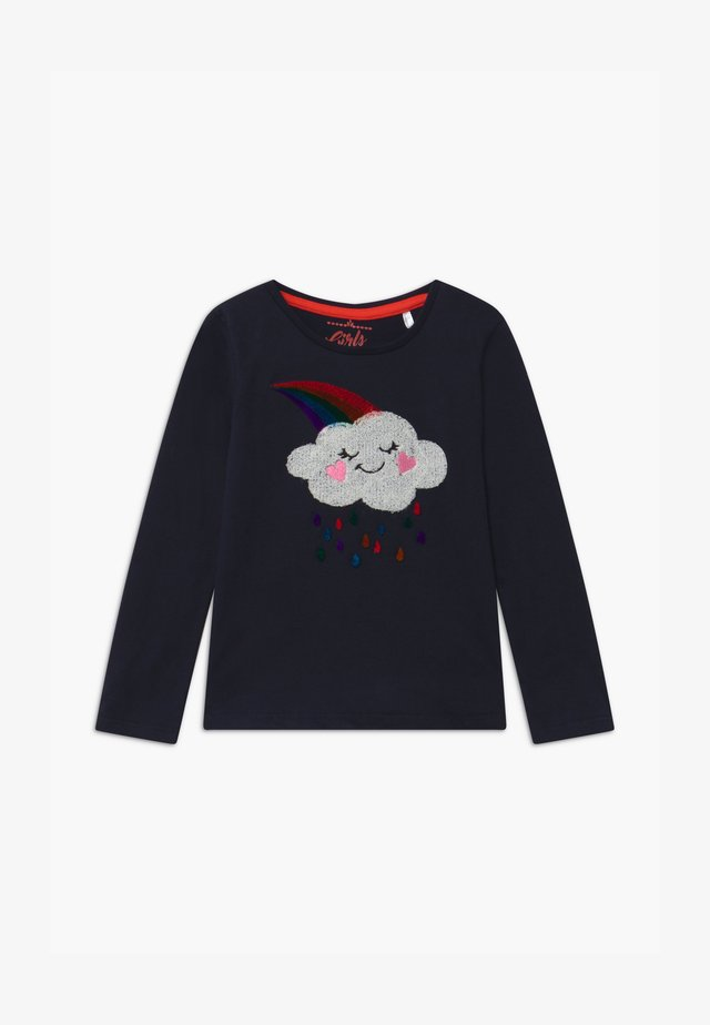 SMALL GIRLS - Camiseta de manga larga - navy blazer