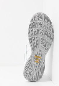 Reebok - WORK N CUSHION 4.0 KC - Walking trainers - white/cold grey two - 4