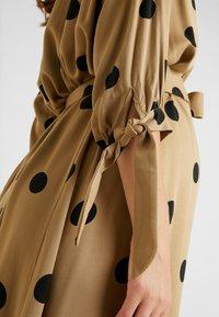 9Fashion - SARANDA - Długa sukienka - sand - 6