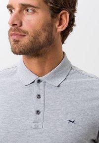 BRAX - STYLE PETE - Polo shirt - platinum - 3