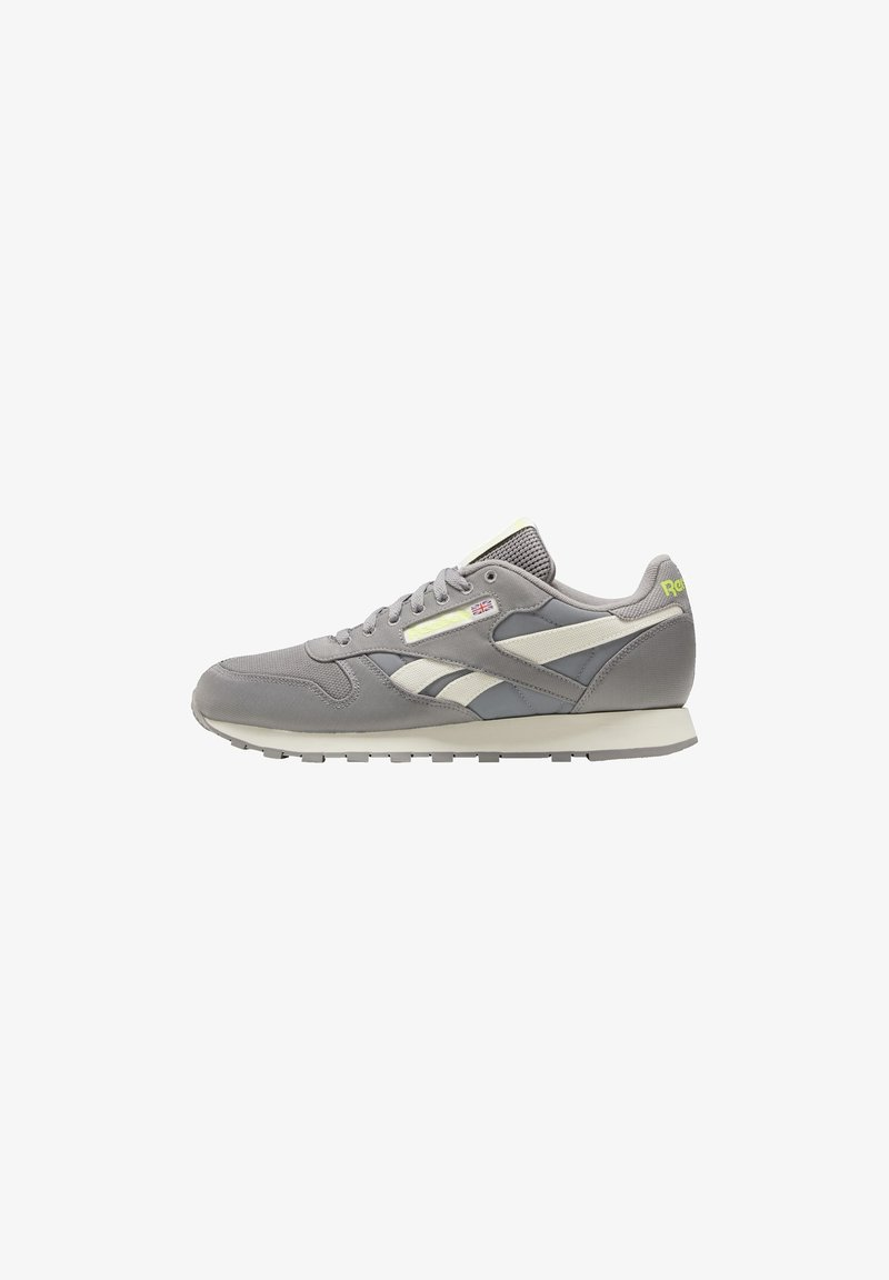 Reebok Classic - CLASSIC LEATHER REECYCLED SHOES - Sneakersy niskie - grey