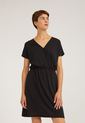 LAAVI - Jersey dress - black