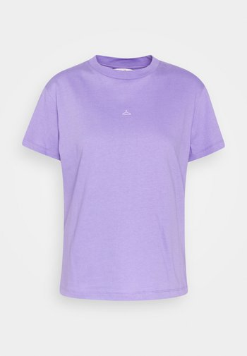 SUZANA - T-shirt print - purple