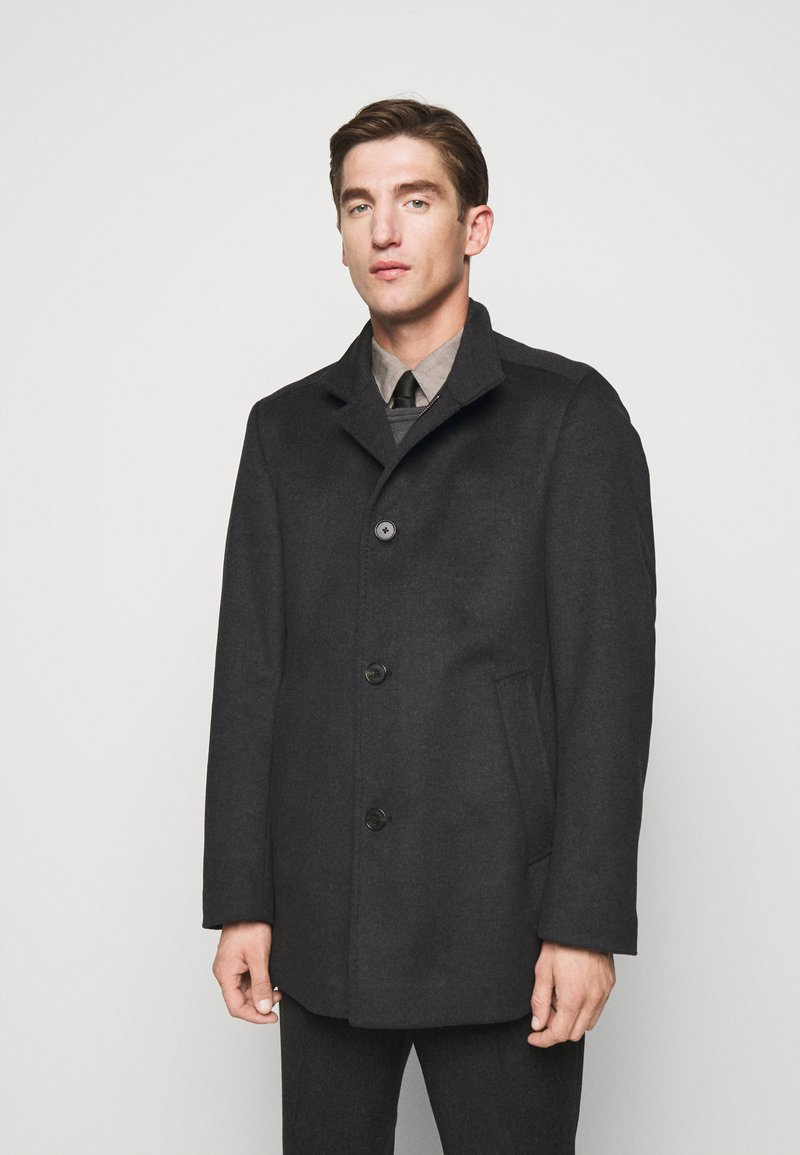 JOOP! - MARONELLO - Short coat - grey