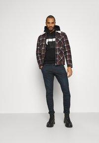 G-Star - RACKAM 3D SKINNY - Jeans Skinny Fit - worn in nightfall - 1