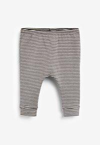 Next - 4 PACK - Leggings - Trousers - grey - 2