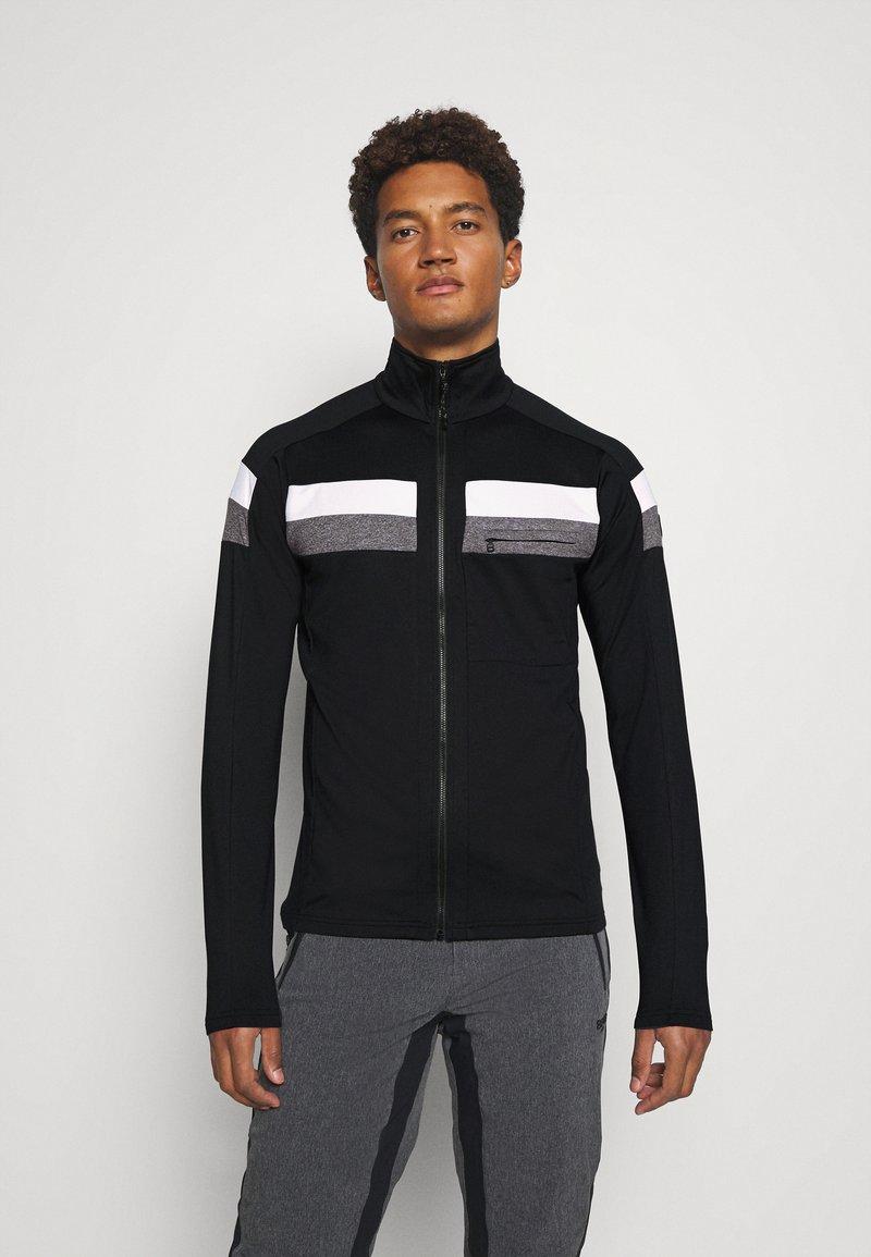 8848 Altitude - BUD - Fleece jacket - black