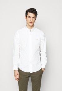 Polo Ralph Lauren - CHAMBRAY - Shirt - white - 0