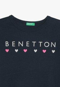 Benetton - Longsleeve - dark blue - 3