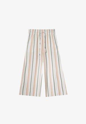 MIT PRINT  - Pantaloni - light pink