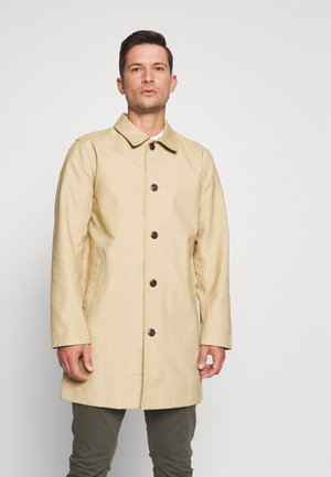 LONG MACK - Cappotto corto - khaki sand