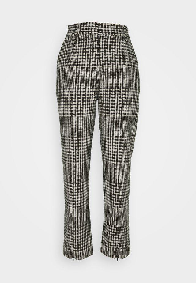 Pantalones - black/grey