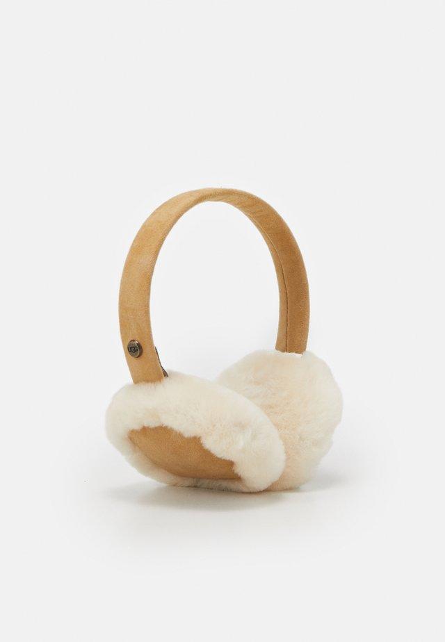 CLASSIC EARMUFF - Ear warmers - chestnut