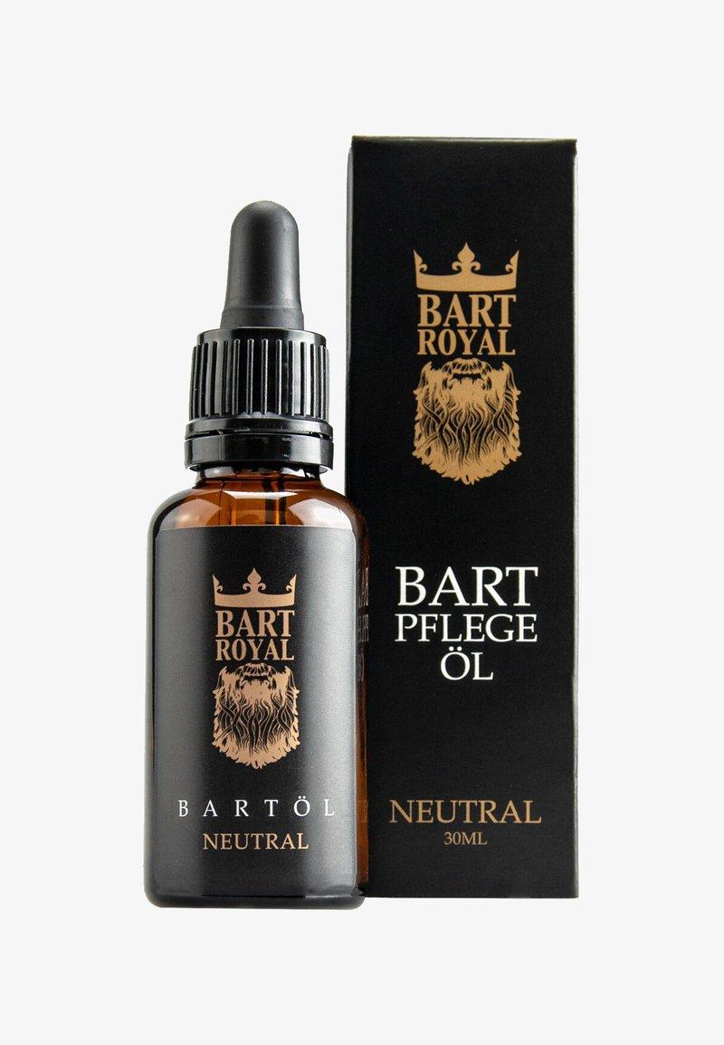 Bart Royal - BEARD OIL - Beard oil - neutral