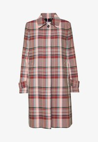 Tommy Hilfiger - TESS BLEND CHECK - Classic coat - cameo - 3