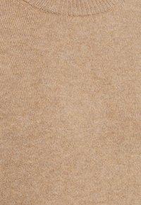 s.Oliver - Jumper dress - beige mélange - 2