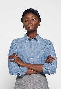 Polo Ralph Lauren - CHAMBRAY GEORGOA - Button-down blouse - indigo - 3