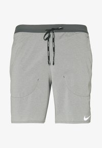 Nike Performance - STRIDE 2IN1 - Sports shorts - iron grey/reflective silver - 5