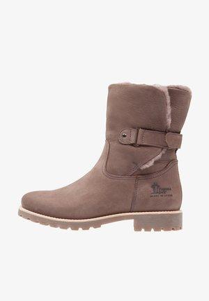 FELIA IGLOO - Cowboy/biker ankle boot - gris