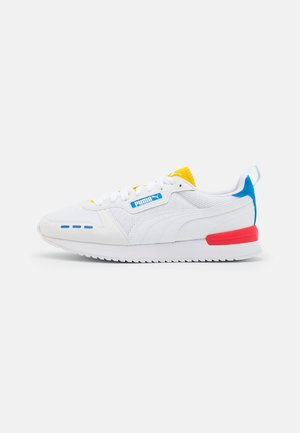 R78 UNISEX - Trainers - white/future blue