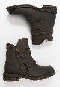 Felmini - COOPER - Cowboy/biker ankle boot - militar - 3