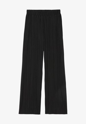 RACHEL - Trousers - black