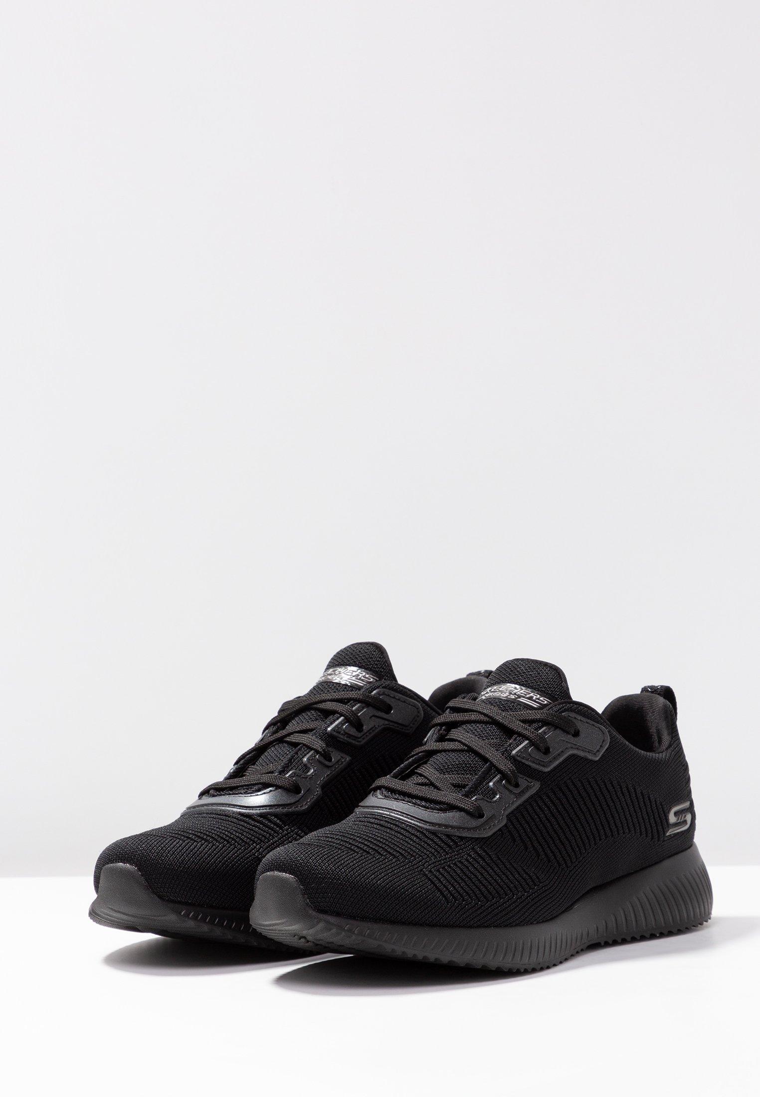 Skechers Sport BOBS SQUAD Sneaker low black/schwarz