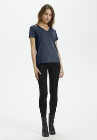 Soaked in Luxury - Basic T-shirt - navy - 1