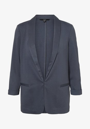 Pitkä takki - ombre blue