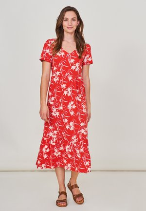 EMILY - Day dress - rot